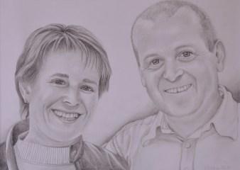 Brigitte und Peter