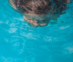 Alina, Acryl auf Leinwand, 140x120cm