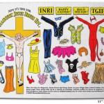 Jesus Dress-up