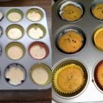 Verena backt Muffins