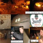 Von Höhlenmenschen und Bier