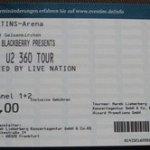 Ticket ist daaaa!! :)