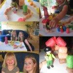 Tante Rena baut ein Haus für den obdachlosen Playmobil-Jungen