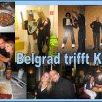 Ein Serbe in Köln