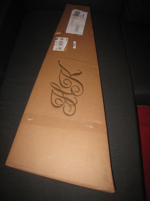 Ja, das ist ein Paket!