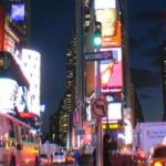 I want to be part of it, New York, New York
