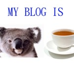 My blog is…