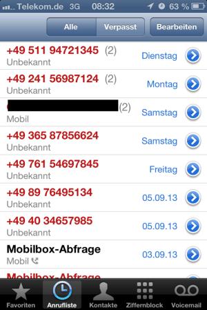 telefon-spam