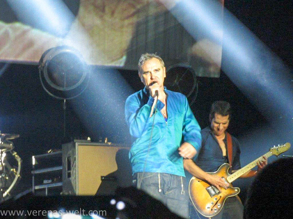 Morrissey in Köln Palladium 01.10.2015 The Smiths
