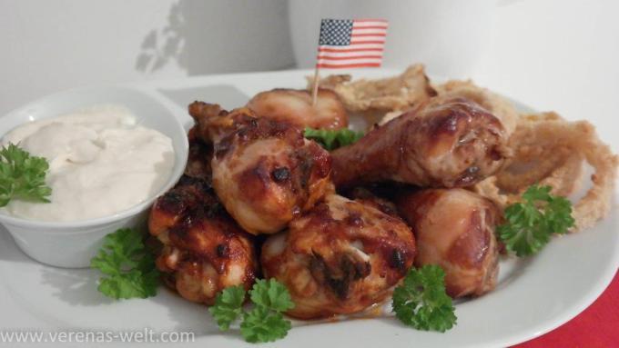 Chicken Drumsticks und Onion Rings (39 von 66)