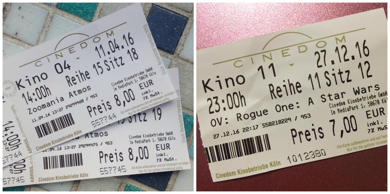 Filme 2016