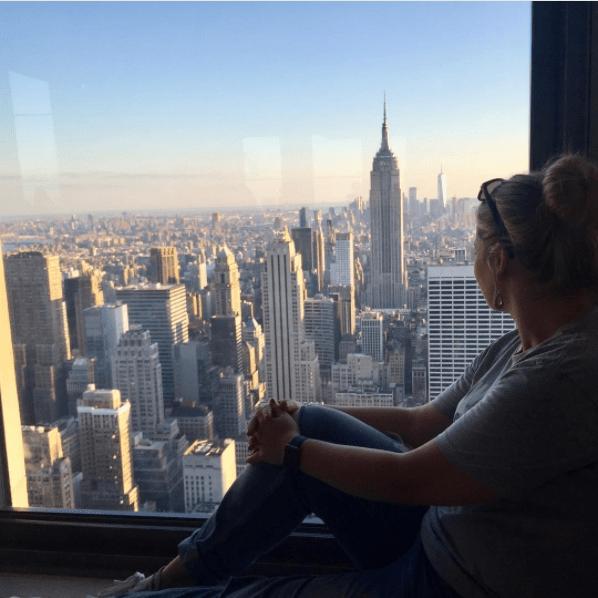 Verena in New York: 2/2017