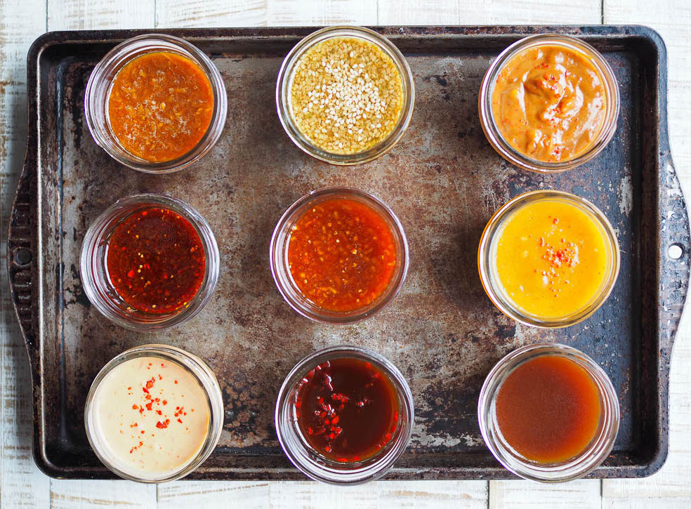 9 einfache Wok-Saucen