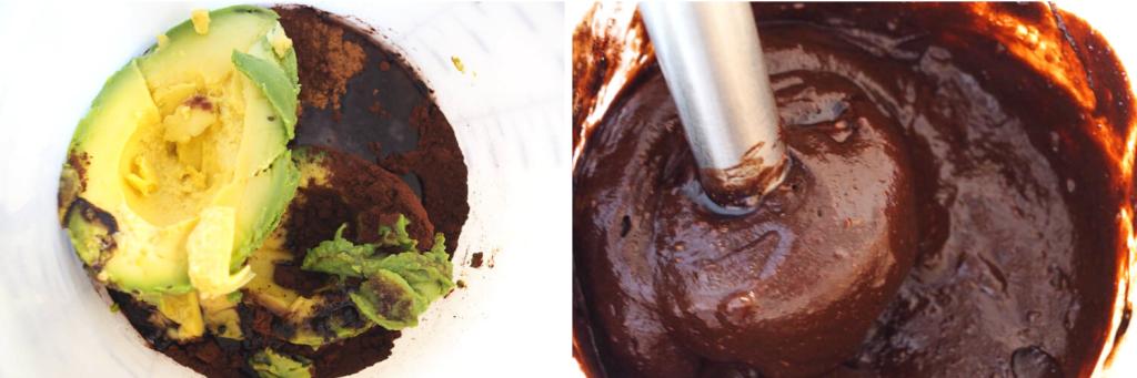 Vegane Mousse au Chocolat mit Avocado