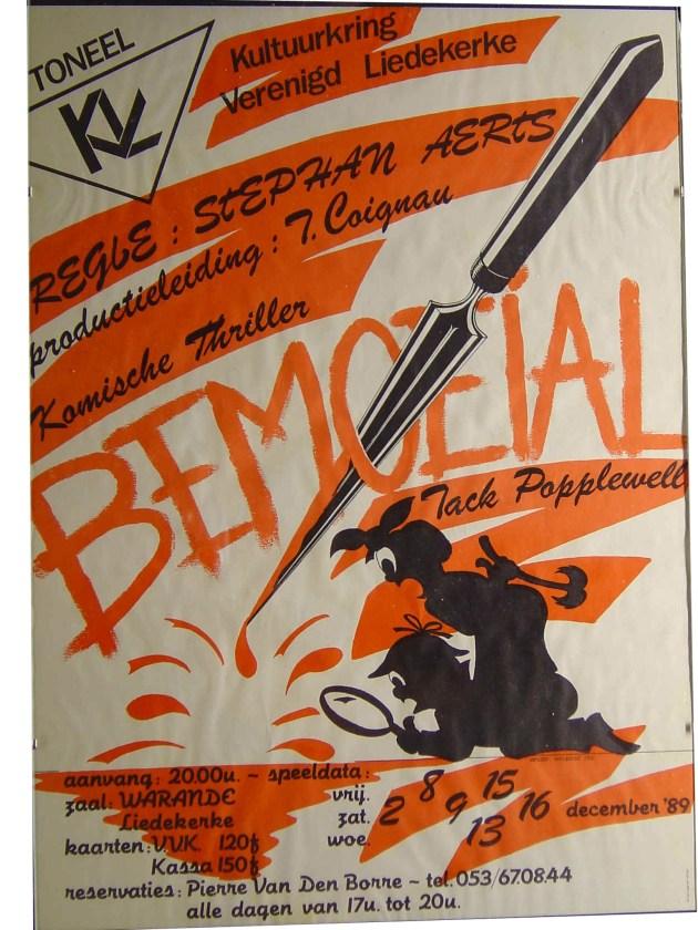 De_bemoeial_1989