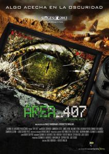 Area 407 (2011) DVD-Rip Español