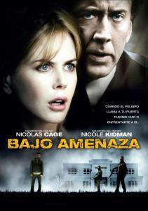 Bajo amenaza (2011) HD 720p Latino