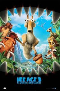 Ice Age 3: El origen de los dinosaurios (2009) HD 1080p Latino
