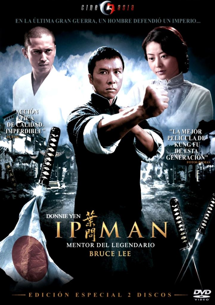 Ip Man (2008) HD 1080p Latino