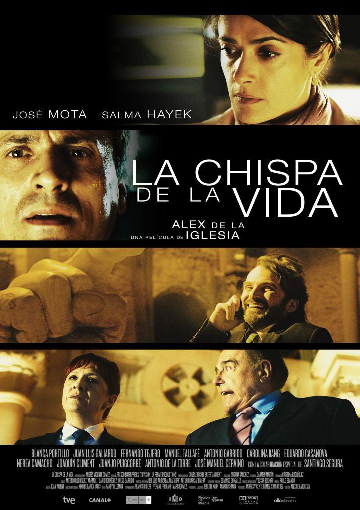 La chispa de la vida (2011) DVD-Rip Español