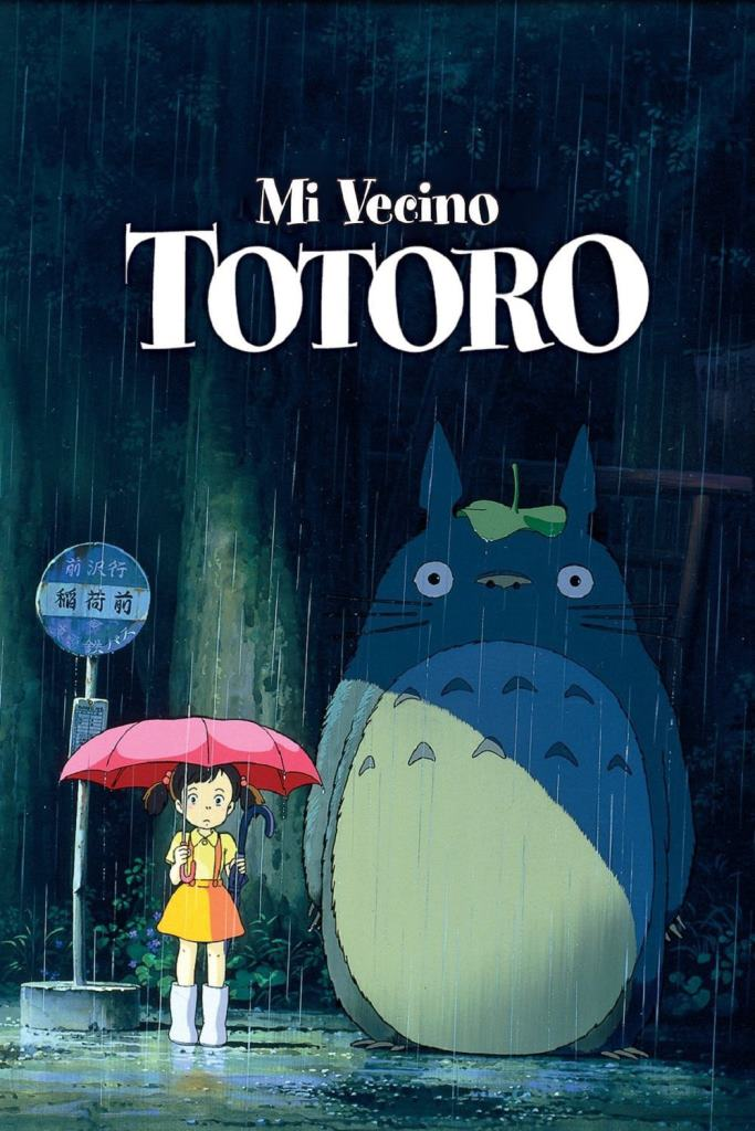 Mi vecino Totoro (1988) HD 1080p Latino