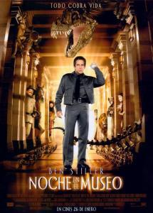 Una noche en el museo (2006) HD 1080p Latino