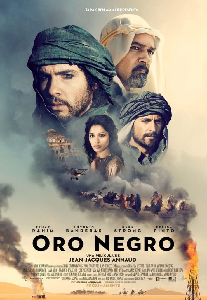 Oro negro (2011) DVD-Rip Español