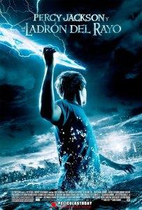 Percy Jackson y el ladrón del rayo (2010) HD 1080p Latino