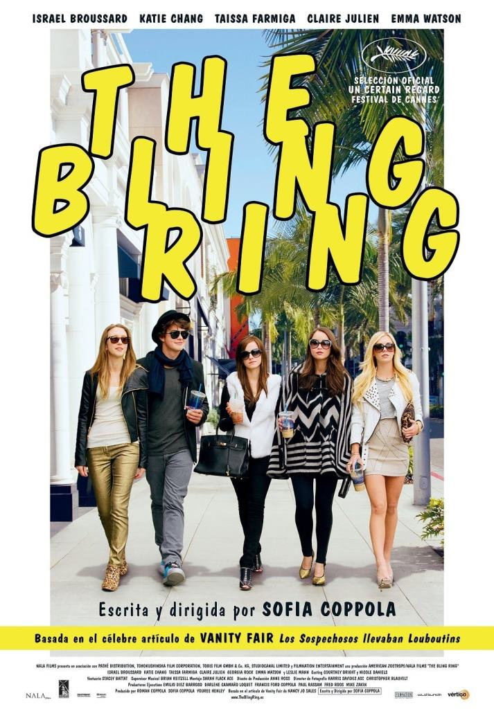 The Bling Ring (2013) HD 1080p Latino
