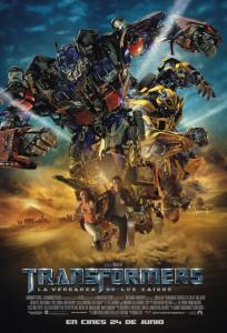 Transformers 2: La venganza de los caídos (2009) HD 1080p Latino