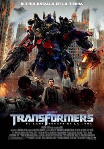 Transformers 3: El lado oscuro de la Luna (2011) HD 1080p Latino
