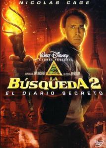 La búsqueda 2: El diario secreto (2007) HD 1080p Latino