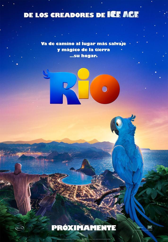 Río (2011) HD 1080p Latino