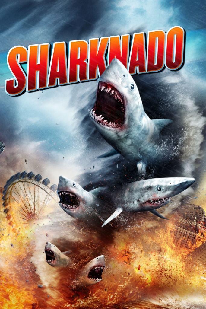 Sharknado (2013) DVD-Rip Castellano