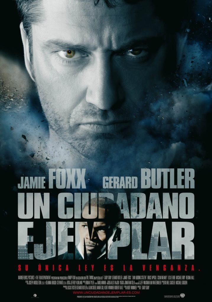 Un ciudadano ejemplar (2009) HD 1080p Latino