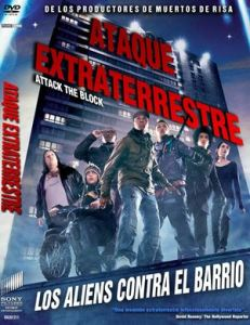 Ataque extraterrestre – Los aliens contra el barrio (Attack the Block)