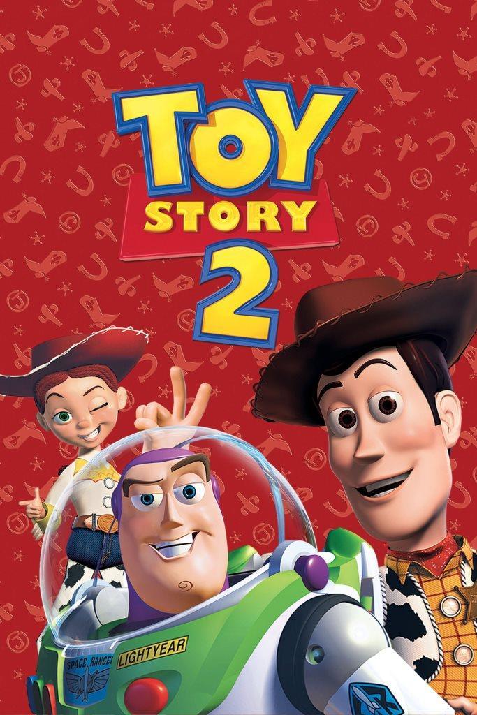 Toy Story 2 (1999) HD 1080p Latino