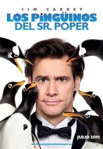 Los pingüinos del Sr. Poper (2011) HD 1080p Latino