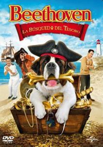 Beethoven: La búsqueda del tesoro (2014) HD 1080p Latino
