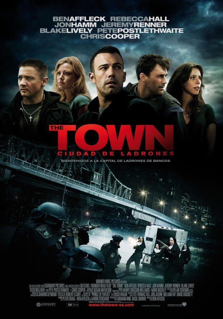 The Town: Ciudad de ladrones (2010) HD 1080p Latino