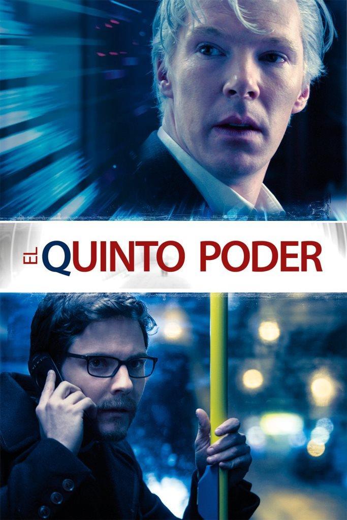 El quinto poder (2013) HD 1080p Latino