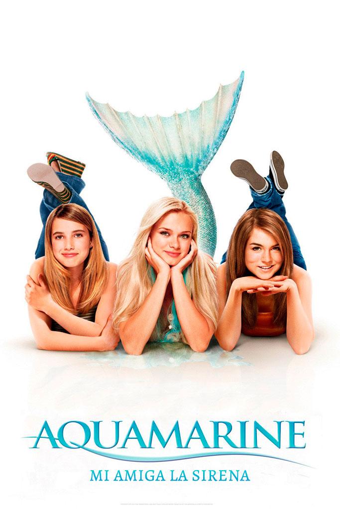 Aquamarine: Mi amiga la sirena