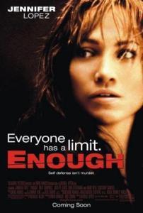 Nunca más (Enough)
