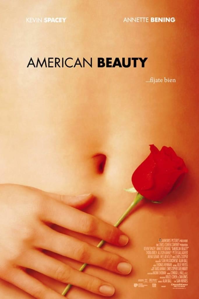 Belleza americana (1999) HD 1080p Latino