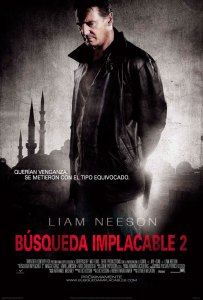 Búsqueda implacable 2 (2012) HD 1080p Latino