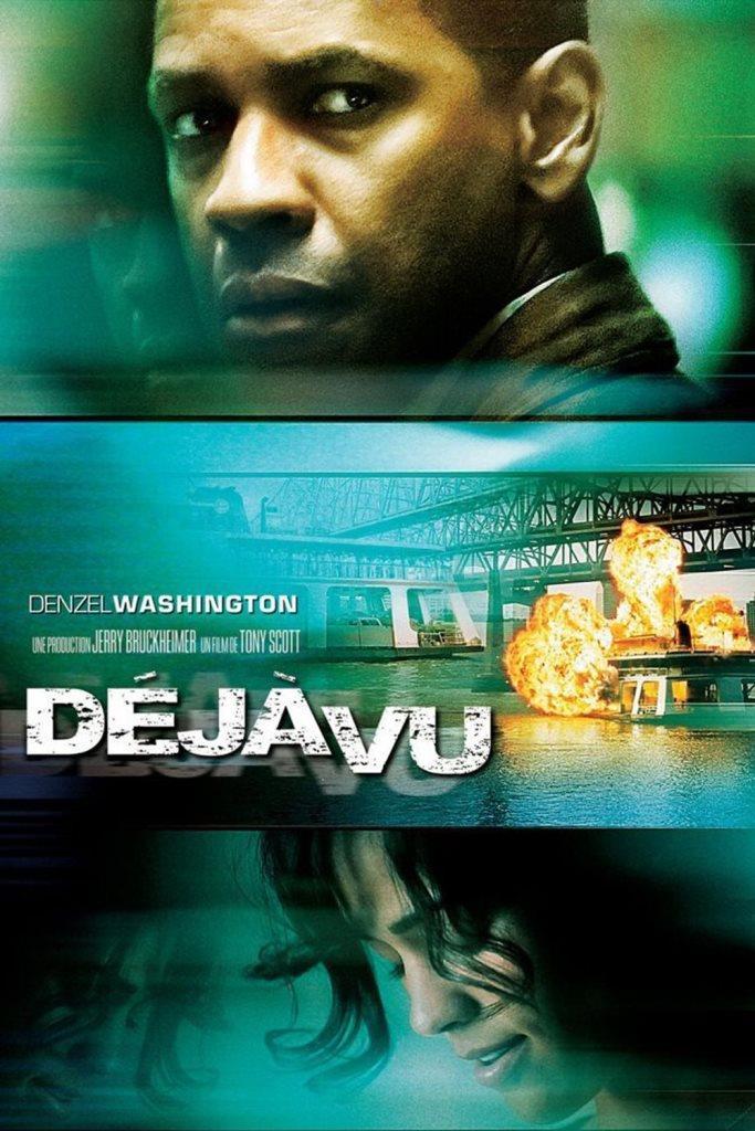 Déjà vu: Cambiando el pasado (2006) HD 1080p Latino