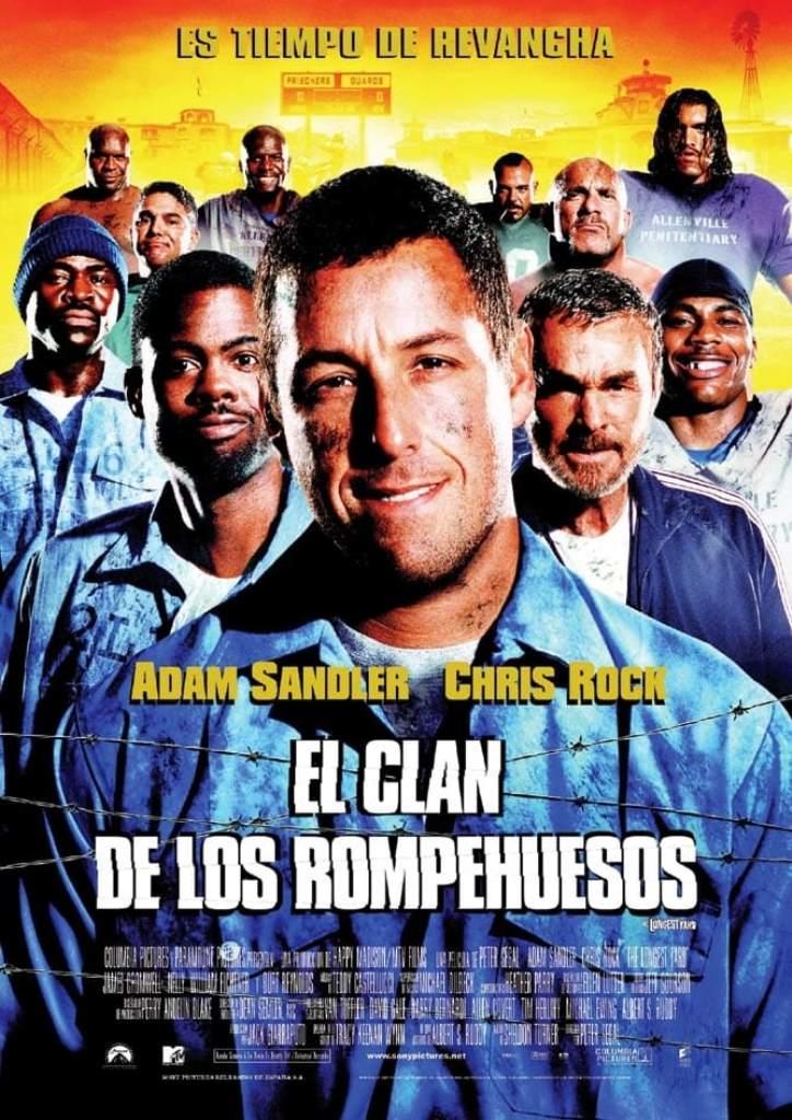 El clan de los rompehuesos (2005) HD 1080p Latino