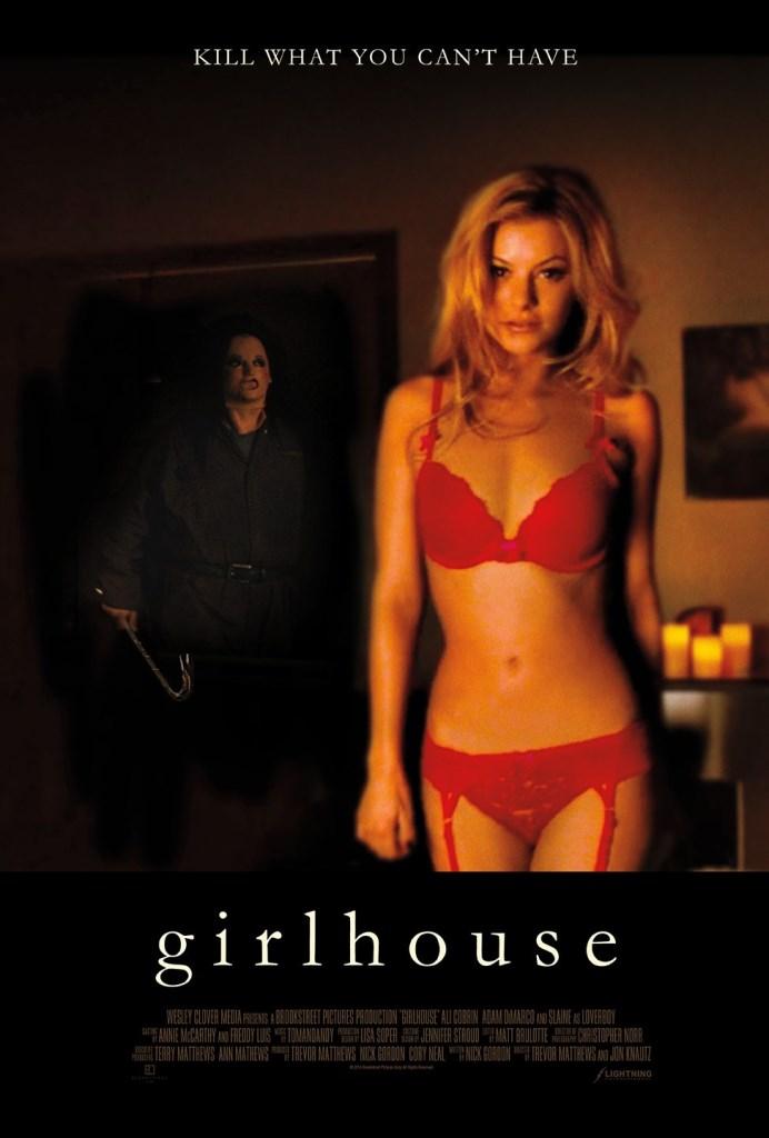 Girlhouse (2014) HD 1080p Latino