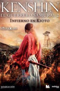 Kenshin, el guerrero samurái 2: Infierno en Kioto (2014) HD 1080p Latino