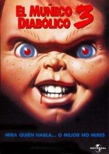 Chucky 3: El muñeco diabólico 3